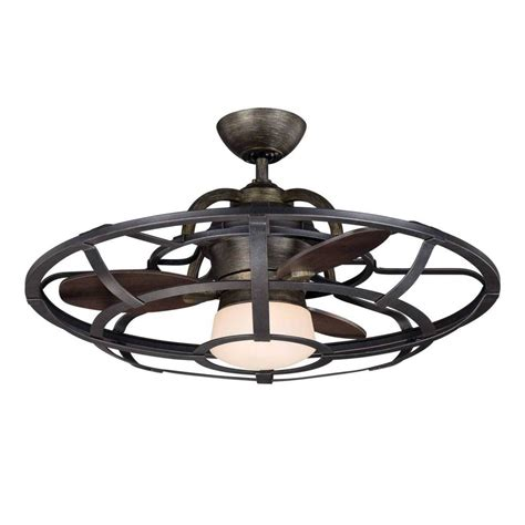 Ceiling Fan With 4 Lights Ceiling Fans With Lights Great Rustic 4 Farmhouse Fan Regarding Light 89 Astounding