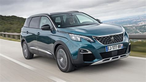2 seater peugeot cars peugeot 5008 review french seven seater becomes an suv