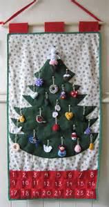 Cal Comfort Fabric Advent Calendars Cold Comfort Crafts