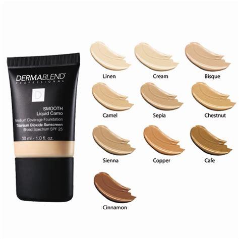 Creme Shadow Camo dermablend smooth liquid camo foundation 1 oz shop at