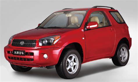 3 Door Suv Cars zhejiang jonway automobile co ltd