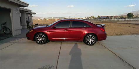 2012 chrysler 200 horsepower red200s 2012 chrysler 200 specs photos modification info