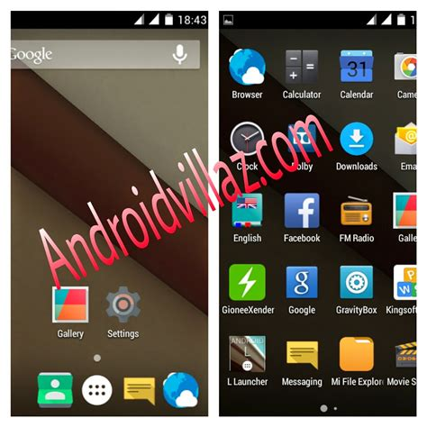 android rom android l custom rom for tecno f5