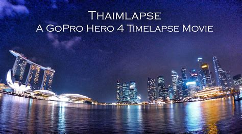 with time lapse gopro lapse time lapse with settings 4