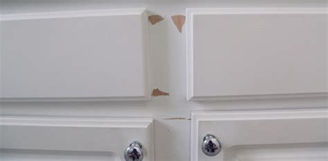 painting plastic kitchen cabinets how to repair and paint plastic coated melamine cabinets today s homeowner