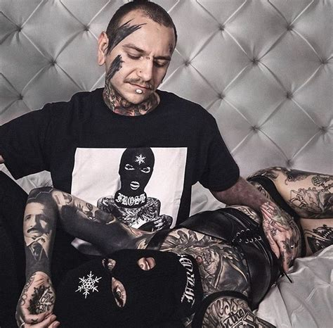 monami frost tattoos monami and husband monami