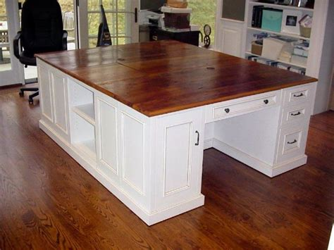 2 sided office desk best 25 desk office ideas on