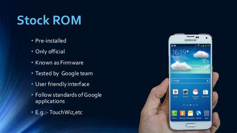 android rom s stock rom custom rom best presentation by krishna