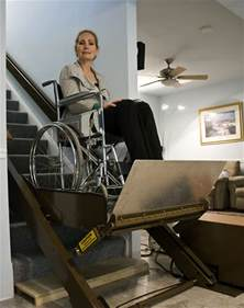 wheelchair lift for home all about the stair chair and stair lifts
