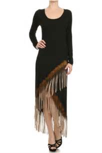 t party fringe hem dress from houston by jennika s a