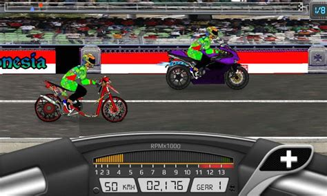 mod game drag racing indonesia drag racing bike edition mod indonesia terbaru brodroid