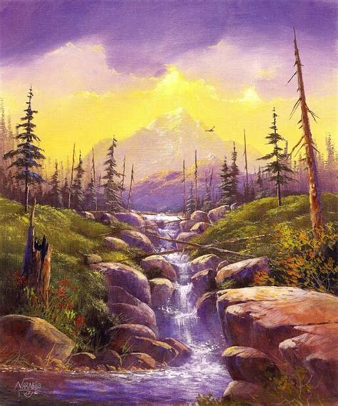 bob ross paintings with acrylics 4555 best arts paintings images on