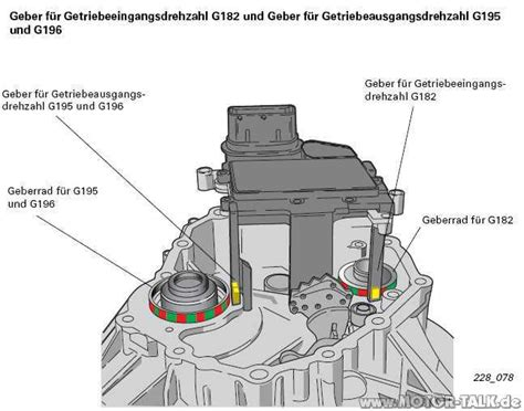 Fahrstufensensor Audi A6 by Multitronic Sg 7 Lamellen Der Einzige Ausweg Bei