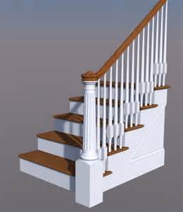 Square Stair Spindles by Architectural Wood Turnings 187 Balusters