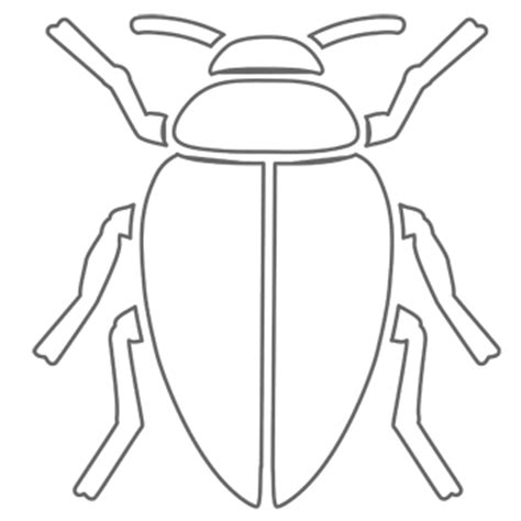printable insect templates bug free n fun halloween from oriental trading