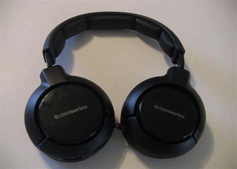 Headset Steelseries H Wireless steelseries h wireless gaming headset review gaming nexus