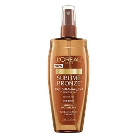 Loreal Bewerbung Email Best Scrubs And Self Tanners For The And Larger