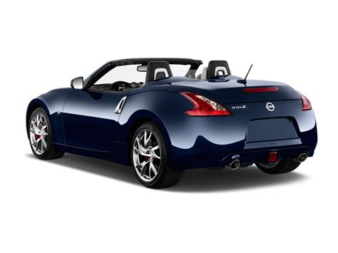 Roadsters Auto by Image 2015 Nissan 370z 2 Door Roadster Auto Angular Rear