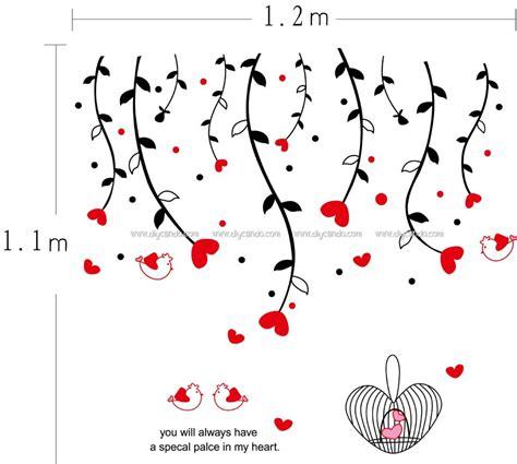 Grow Up Giraffe Xy1105 Stiker Dinding Wall Murah stiker tembok stiker dinding murah
