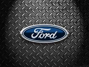 Ford Sign Ford Logo Auto Cars Concept