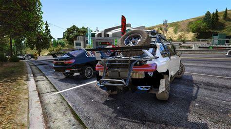Grand Theft Auto 5 Rally Car by Bmw 750li Rally Raid 2016 7 Series V0 1 скачать для Gta
