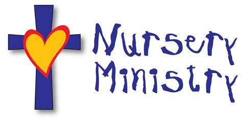 church nursery signs
