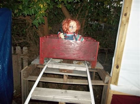 backyard haunted house disturbed souls yard haunt brought the screams home for