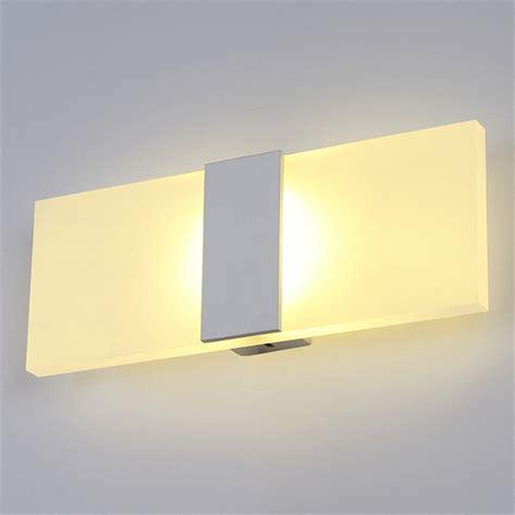 led wall sconce bathroom 7w modern led wall l wall light sconce bathroom