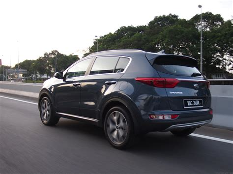 Kia Sportage Diesel by Kia Sportage Diesel Test Drive Review Drive Safe And Fast