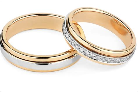 Wedding Rings Pair by 50 Engagement Rings For Couples Made For Each Other