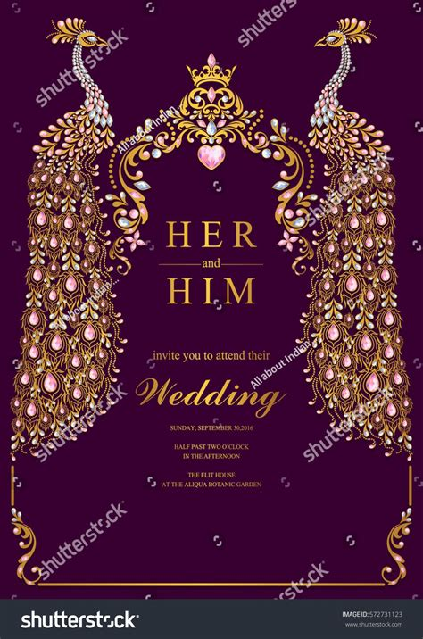 Indian Wedding Invitation Templates