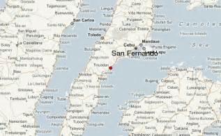san fernando philippines location guide