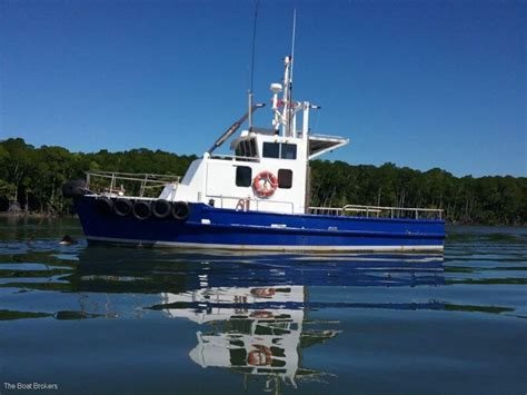 used boats cairns custom commercial vessel boats online for sale steel