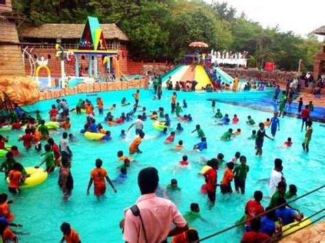 themes park in chennai flume ride picture of kishkinta theme park chennai