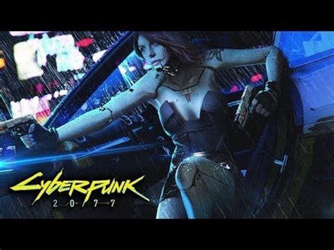 cyberpunk    trailer  hyper
