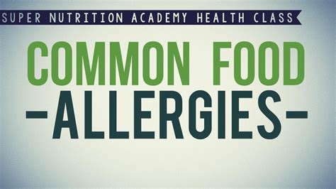 what to do for allergies what to do about common food allergies and intolerances