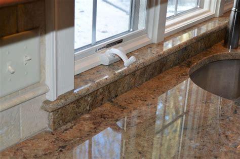 window sills gta countertops - Granit Fenstersims