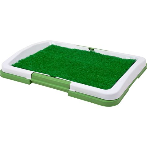 indoor potty litter box pan tray potty toilet indoor grass pet house odorless ebay