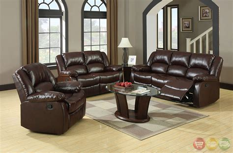 Winslow Traditional Rustic Brown Living Room Set With Rustic Living Room Furniture Set