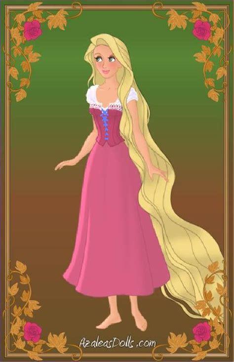 Original Rapunzel 2 rapunzel original concept by indygirl89 on deviantart