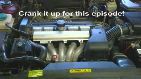 how cars engines work 1993 volvo 850 lane departure warning engine compartment breakdown volvo s70 v70 850 youtube