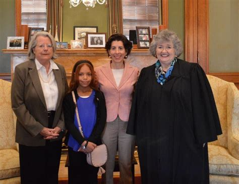 round table pizza governor governor for a day 11 year old mianna gonsalves patch