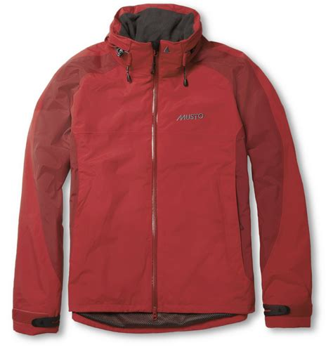 musto sailing br1 waterproof sailing jacket in for