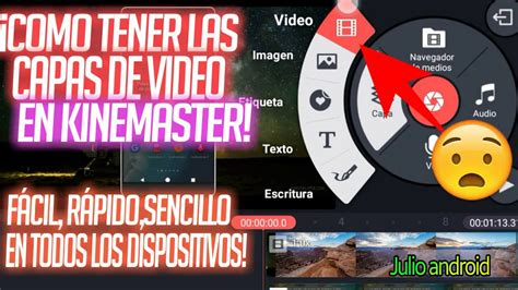 tutorial kinemaster en español como desbloquear capas de video y chroma key en kinemaster