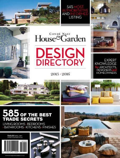 home design 2015 download cond 233 nast house garden design directory 2015 2016 pdf