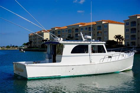 downeast boats for sale florida 2008 used northern bay downeast fishing boat for sale