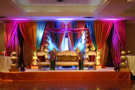 House Decoration Ideas special events the wedding house
