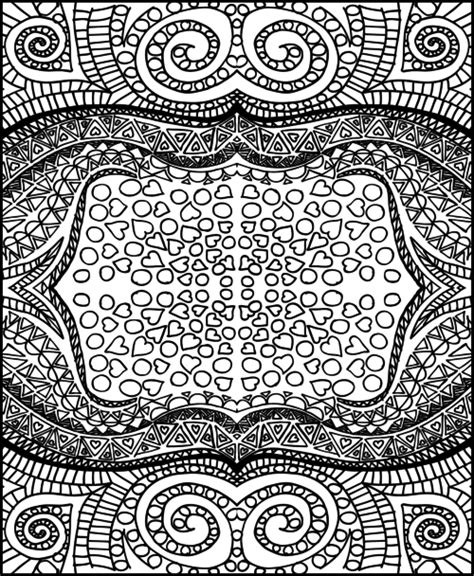 stress less coloring book 30 intricate detail page mandalas for coloring in for relaxation and stress relief books doodle coloring page intricate designs 3