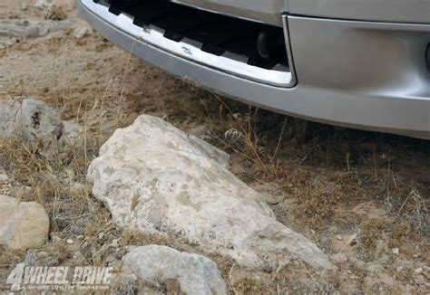 Jeep Grand Ground Clearance 1007 4wd 06 2009 Jeep Grand Folded Rear Seats