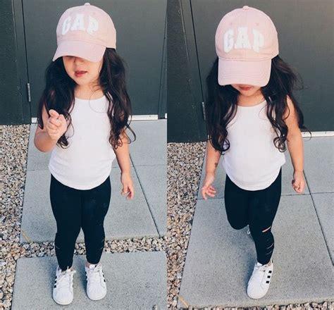 Baby Gap Brown Tutul Legging fashion black white white tennies